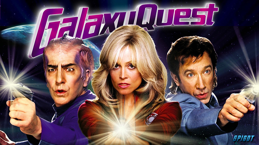 20 things you didn't know about Galaxy Quest!